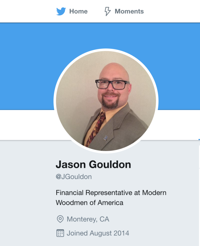Jason Gouldon Financial Representative at Modern Woodmen of America